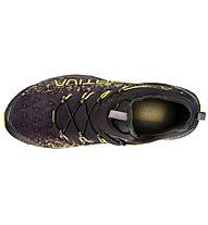 La Sportiva Tempesta GTX - scarpe trail running - uomo, Black/Yellow