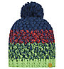 La Sportiva Terry Beanie - berretto - donna, Green/Blue/Red