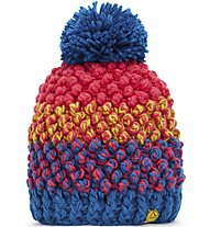 La Sportiva Terry - Skitourenmütze - Damen, Blue/Red/Yellow