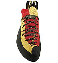 La Sportiva Testarossa - Kletter- und Boulderschuhe - Herren, Red/Yellow