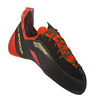 La Sportiva Testarossa - Kletter- und Boulderschuhe - Herren, Black/Red