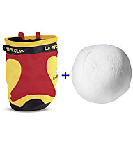 La Sportiva Testarossa ChalkBag + Chalk Ball