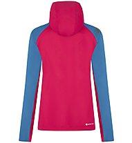 La Sportiva Thema - GORE-TEX-Jacke mit Kapuze - Damen, Blue/Pink
