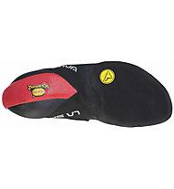 La Sportiva Theory - scarpette da arrampicata - donna, Black/Red