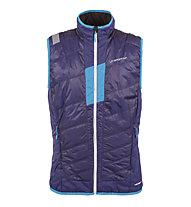 La Sportiva Trace Primaloft - gilet sci alpinismo - uomo, Violet/Blue