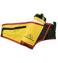 La Sportiva Trail Drink Belt - marsupio con borraccia, Yellow/Red