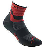 La Sportiva Trail Running - Trailrunning-Socken, Red