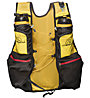 La Sportiva Trail Vest - zaino trailrunning, Yellow/Black
