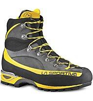 La Sportiva Trango Alp Evo - GORE-TEX Hochtourenschuh - Herren, Grey/Yellow