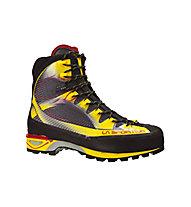 La Sportiva Trango Cube GTX - Scarponi alta quota alpinismo - uomo, Yellow/Black