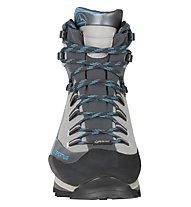La Sportiva Trango Trek Micro - GORE-TEX Trekkingschuh - Damen, Grey/Blue