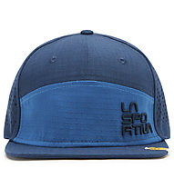 La Sportiva Traverse - Schirmmütze Klettern, Dark Blue/Blue