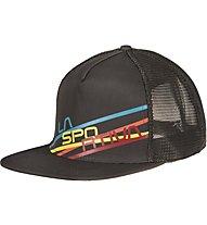 La Sportiva Trucker Stripe 2.0 - cappellino arrampicata - uomo, Black