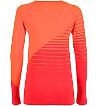 La Sportiva Tune - Funktionsshirt Skitouren - Damen, Orange/Red