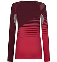 La Sportiva Tune - Funktionsshirt Skitouren - Damen, Dark Red