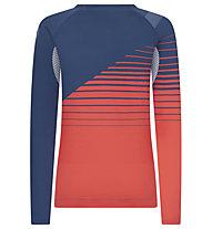 La Sportiva Tune - maglietta tecnica - donna, Blue/Red