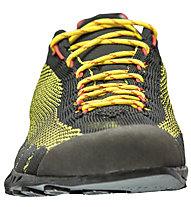 La Sportiva TX2 - Wanderschuh Zustieg - Herren, Black/Yellow