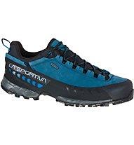 La Sportiva TX 5 Low GORE-TEX - Wander- und Zustiegschuh - Herren, Blue/Black
