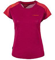 La Sportiva TX Combo Evo - T-Shirt Klettern - Damen, Red