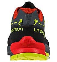La Sportiva TX Guide - Zustieg- und Wanderschuh - Herren, Black/Red/Yellow
