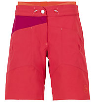 La Sportiva TX Short - kurze Kletter- und Boulderhose - Damen, Red