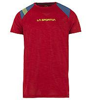 La Sportiva TX Top - T-Shirt Bergsport - Herren, Red