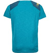 La Sportiva Tx Top - T-Shirt Klettern - Herren, Light Blue