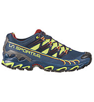 La Sportiva Ultra Raptor - Trailrunningschuh - Herren, Blue/Yellow