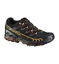 La Sportiva Ultra Raptor GORE-TEX - Trailrunningschuh - Herren, Black/Yellow