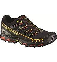 La Sportiva Ultra Raptor GORE-TEX - Trailrunningschuh - Herren, Black/Yellow