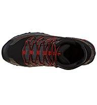 La Sportiva Ultra Raptor II Mid GTX - Trekkingschuh - Herren, Black/Red