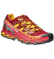 La Sportiva Ultra Raptor W - scarpe trail running - donna, Red