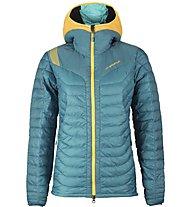 La Sportiva Universe 2.0 - Giacca in piuma alpinismo - donna, Light Blue