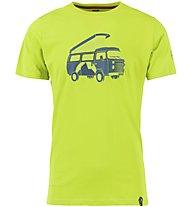 La Sportiva Van 2.0 - T-Shirt Klettern - Herren, Green