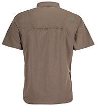 La Sportiva Vector - Wander- und Trekkinghemd Kurzarm - Herren, Brown