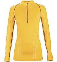 La Sportiva Venus - Funktionsshirt Langarm - Damen, Yellow