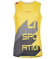 La Sportiva Vert - Trailrunningshirt ärmellos - Herren, Yellow