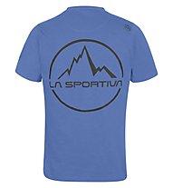 La Sportiva Vintage - Kletter T-Shirt - Herren, Blue