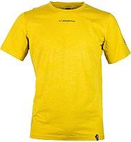 La Sportiva Vintage - Kletter T-Shirt - Herren, Yellow