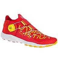 La Sportiva VK Boa† Woman - scarpa trailrunning - donna, Red/Yellow