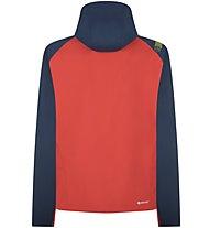 La Sportiva Zagros GTX - giacca in GORE-TEX - uomo, Blue/Red