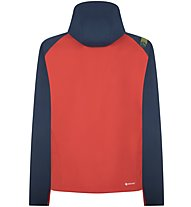 La Sportiva Zagros - GORE-TEX-Jacke mit Kapuze - Herren, Blue/Red