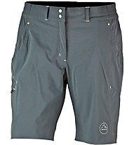 La Sportiva Zen Bermuda Pantaloni corti trekking donna, Grey