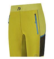 La Sportiva Zenit 2.0 - pantaloni sci alpinismo - donna, Yellow