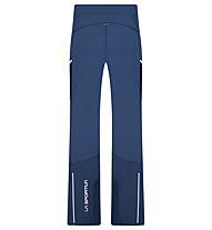 La Sportiva Zenit 2.0 - pantaloni sci alpinismo - donna, Dark Blue/White