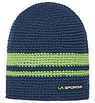 La Sportiva Zephir - berretto sci alpinismo, Blue/Light Green