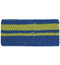 La Sportiva Zephir - fascia paraorecchie, Blue/Green