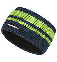 La Sportiva Zephir - Stirnband Skitouren, Dark Blue/Green