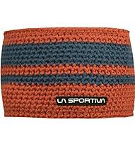 La Sportiva Zephir Headband Fascia Paraorecchie, Orange