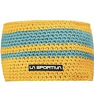 La Sportiva Zephir Headband Strickstirnband, Yellow
